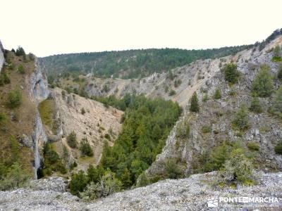 La Fuentona y el Sabinar de Calatañazor; rutas de senderismo en españa;senderismo alcobendas
